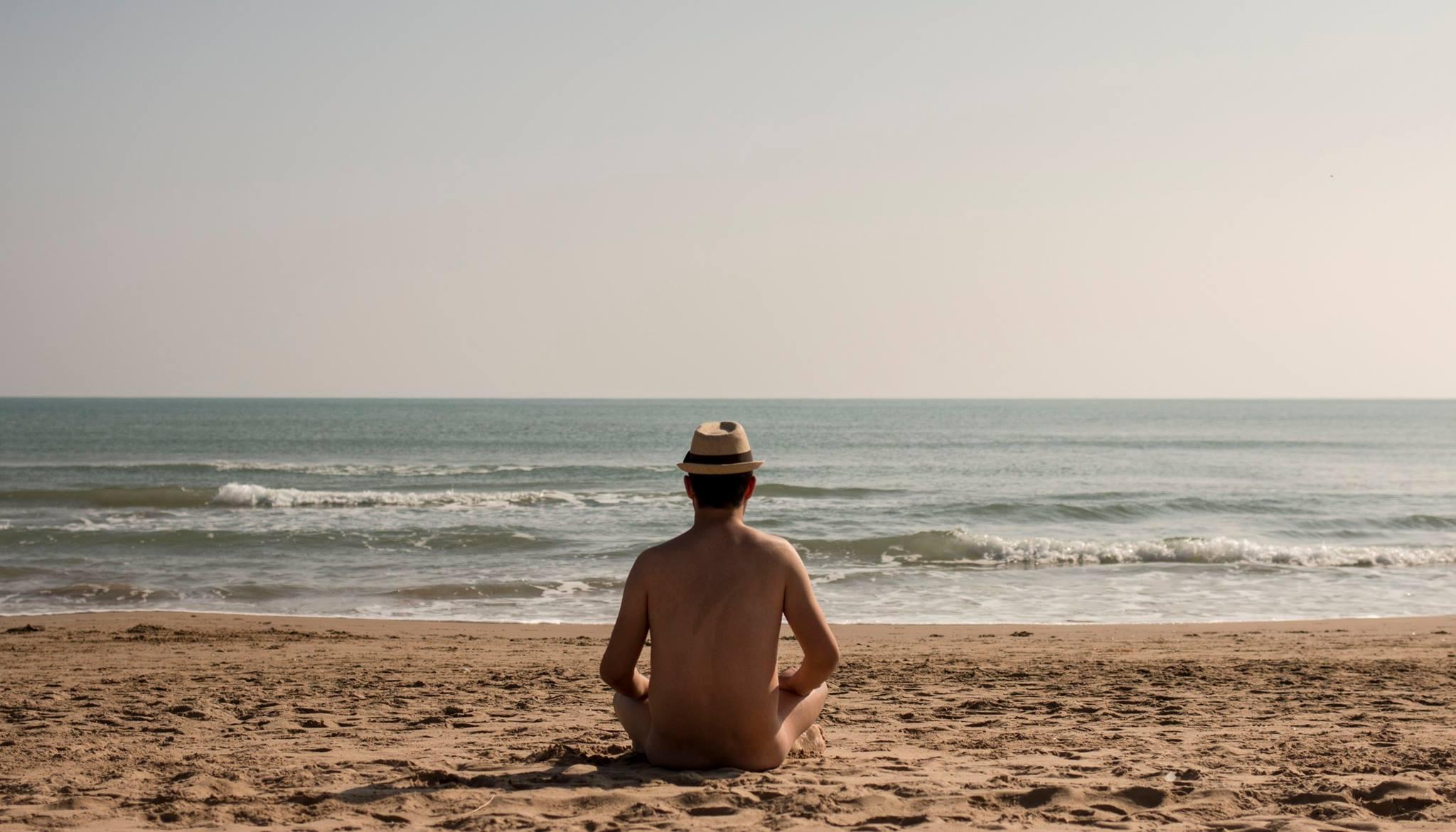 Retrats naturistes: Quim, d'Alacant (cast.)