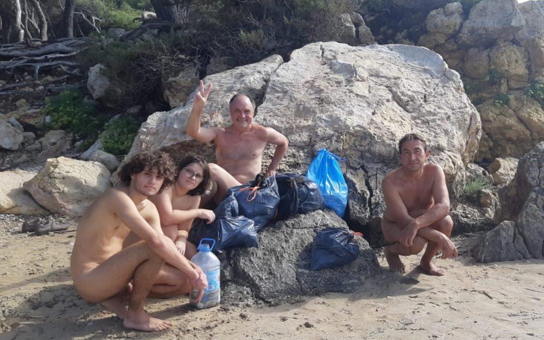 Les activitats de neteja d'espais naturals: objectius i dinàmica
